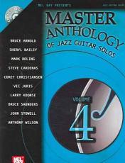 Master Anthology of Jazz Guitar Solos PDF