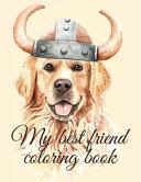 My Best Friend Coloring Book