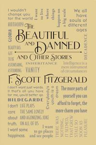 The Beautiful and Damned and Other Stories PDF