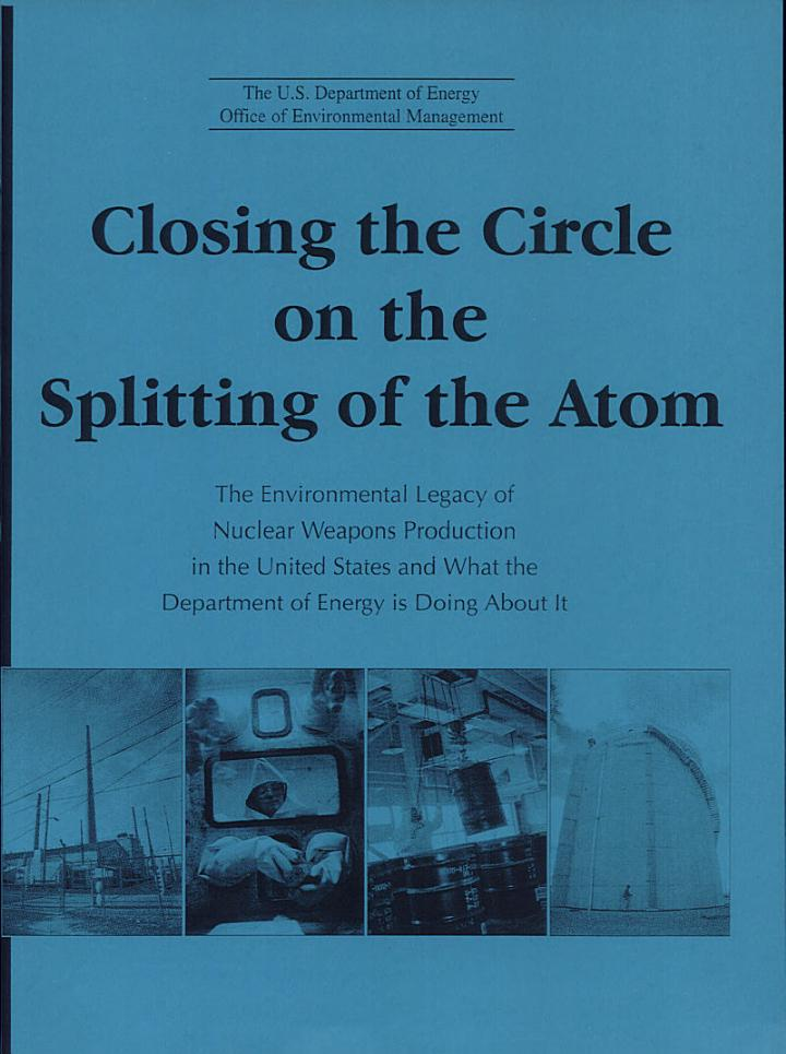Closing the Circle on the Splitting of the Atom