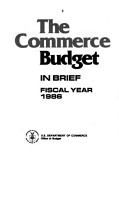Departments of Commerce  Justice  and State  the Judiciary  and Related Agencies Appropriations for 1986 PDF