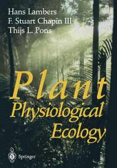 Plant Physiological Ecology