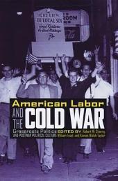 American Labor and the Cold War: Grassroots Politics and Postwar Political Culture