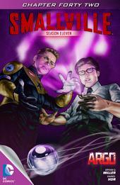 Smallville Season 11 #42