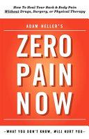 Adam Heller s Zero Pain Now