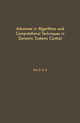 Control and Dynamic Systems V29