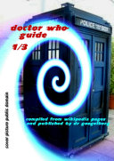 Doctor Who-Guide 1/3