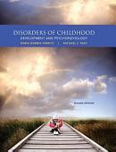 Disorders Of Childhood Development And Psychopathology