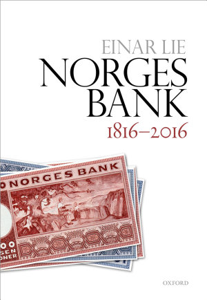 Norges Bank 1816 2016