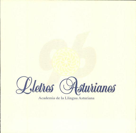 Lletres Asturianes 96