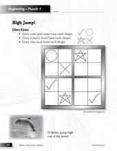 Grade 3 Easy Sudoku Puzzles 1–5
