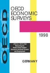 OECD Economic Surveys: Germany 1998
