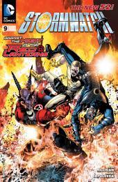 Stormwatch (2012-) #9
