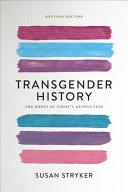 Transgender History Second Edition Book PDF