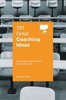 100 Great Coaching Ideas PDF