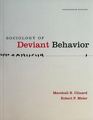 Sociology of Deviant Behavior PDF