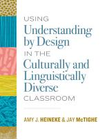 Using Understanding by Design in the Culturally and Linguistically Diverse Classroom PDF