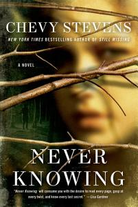 Never Knowing Book