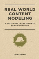 Real World Content Modeling