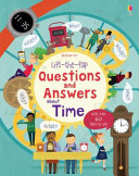 Lift The Flap Questions and Answers about Time