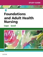 Study Guide for Foundations and Adult Health Nursing   E Book PDF