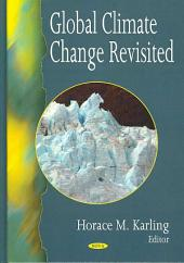 Global Climate Change Revisited