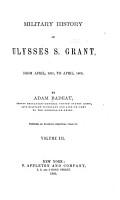 Military History of Ulysses S  Grant PDF
