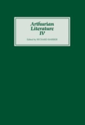 Arthurian Literature IV PDF