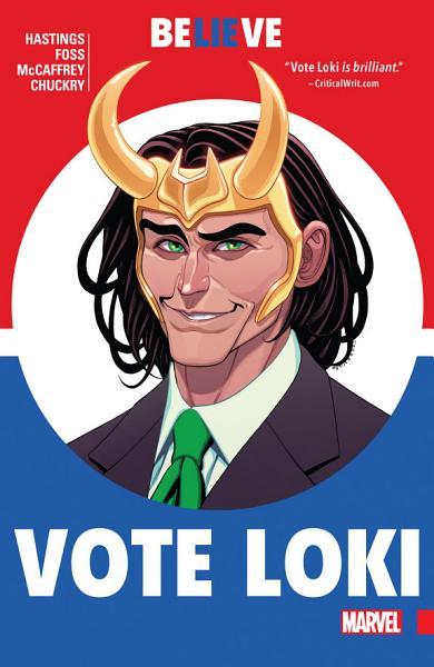 Download Vote Loki Book