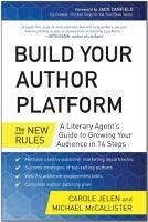 Build Your Author Platform PDF