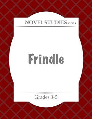 Frindle Novel Study Guide
