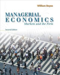 Managerial Economics Markets And The Firm Book PDF