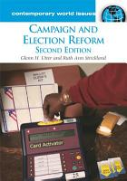 Campaign and Election Reform PDF