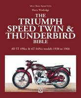 Triumph Speed Twin   Thunderbird Bible PDF