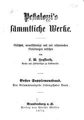 Sämmtliche werke: Bände 17-18