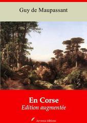 En Corse: Nouvelle édition augmentée