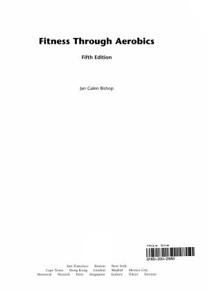 Fitness Through Aerobics PDF