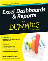 Excel Dashboards and Reports For Dummies: Edition 2