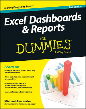 Excel Dashboards and Reports For Dummies PDF