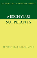 Aeschylus  Suppliants PDF
