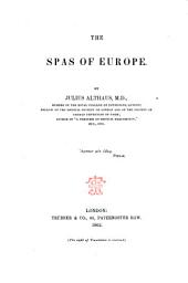 The Spas of Europe