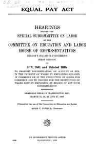 Equal Pay Act PDF