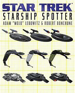 Starship Spotter Book