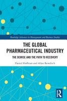 The Global Pharmaceutical Industry PDF