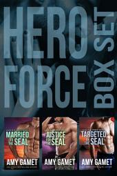 HERO Force Box Set: Books Four - Six