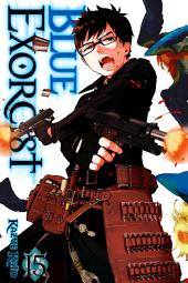 Blue Exorcist: Volume 15