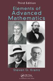 Elements of Advanced Mathematics, Third Edition: Edition 3
