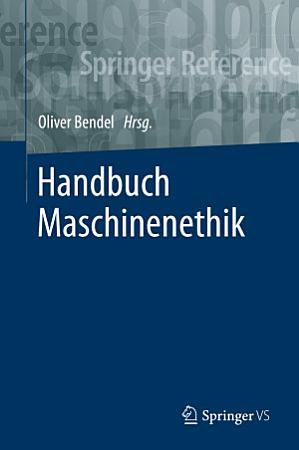 Handbuch Maschinenethik PDF