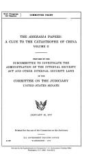 The Amerasia Papers PDF