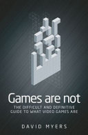 Games are Not PDF